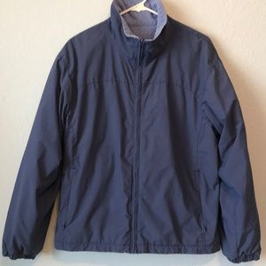 Columbia XL blue coat GUC